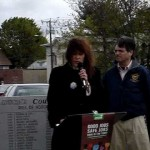 Becky McClain's Worker's Memorial Day speech 4-28-10