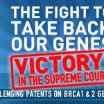 Supreme Court Strikes Down Gene Patents in Breast Cancer Gene Case