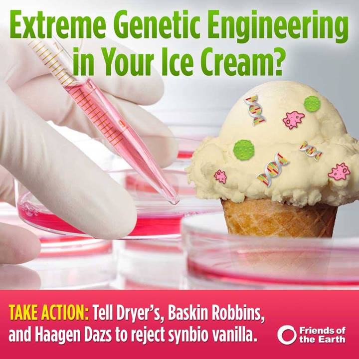 Friends of the Earth Launches Campaign against Synbio Vanilla