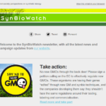 Read SynBioWatch's 2nd newsletter!