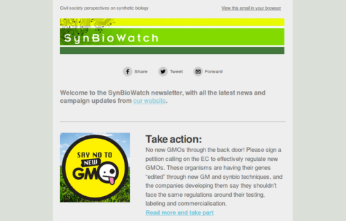 synbiowatch-newsletter-2