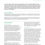 New biohacking factsheet from Friends of the Earth Australia