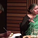 Video: Corporate Biotech Green vs. Ecological Green - Vandana Shiva & Gopal Dayaneni